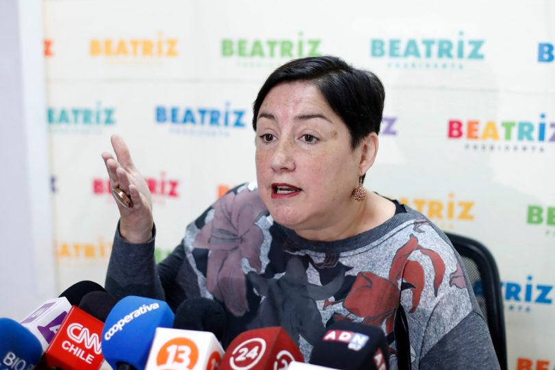 """Beatriz Sánchez cuestiona cambio de gabinete: """"Llamar al equipo de Lagos es retroceder 17 años"""""""