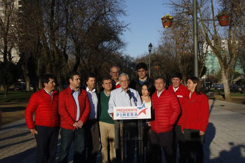 VIDEO | Ya es un clásico: Piñera celebró que adultos mayores estén a punto de pasar… marzo