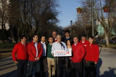 """Piñera responde a Bachelet: """"La mayoría apoyará un sistema de acompañamiento para que mujeres no aborten"""""""