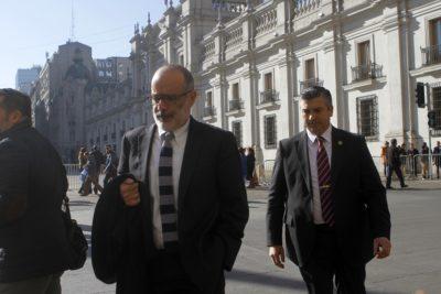 La mañana más tensa en La Moneda por quiebre Bachelet-Valdés