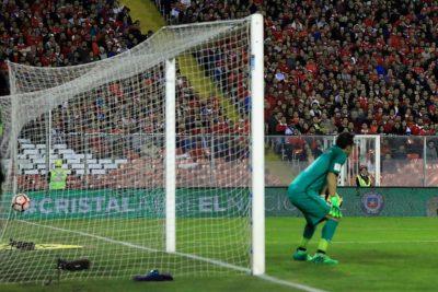 VIDEO   El registro que acredita que el gol de Paraguay nace de una jugada viciada