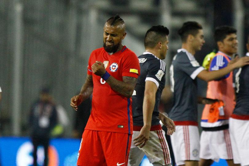 """Arturo Vidal a sus críticos: """"No se preocupen, cada vez falta menos para irme"""""""