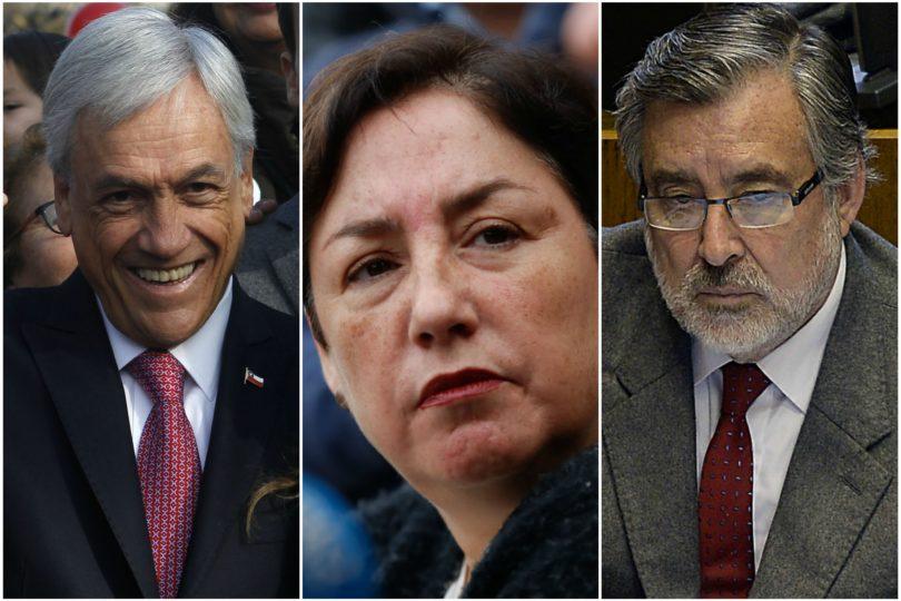 Adimark: Piñera encabeza intención de voto y Sánchez supera a Guillier por un punto