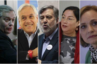 Encuesta CEP será publicada mañana tras oficialización de la carrera presidencial
