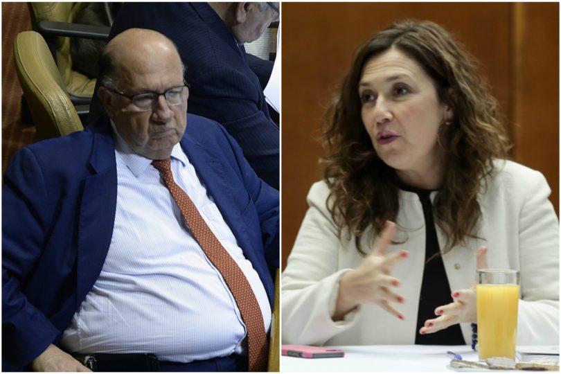 Patricio Zapata explica por qué León y Labraña seguirán como candidatos DC pese a cuestionamientos
