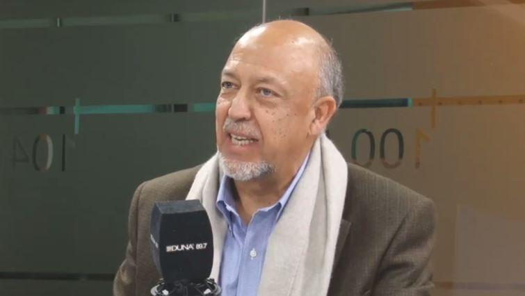"""Andes Iron dice que argumentos de ministro Mena por rechazo de Dominga son """"inaceptables"""""""