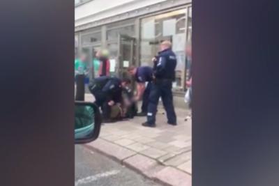 Ataque en Finlandia: detienen a hombre que apuñaló a transeúntes en el sur del país