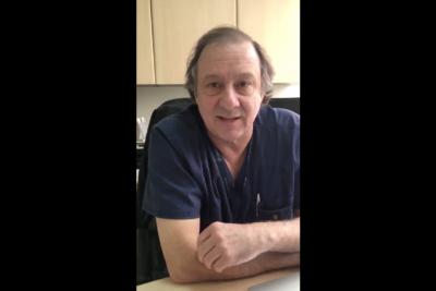 VIDEO | Infectólogo le desinfla el globo en 2 minutos a quienes pedían cerrar fronteras por caso de lepra