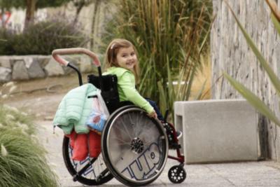 ArribaOli: la campaña para la pequeña Olivia y su Atrofia Muscular Espinal