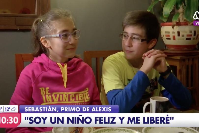 VIDEO |La historia de un niño transgénero y su hermana gemela que emocionó a la tevé chilena