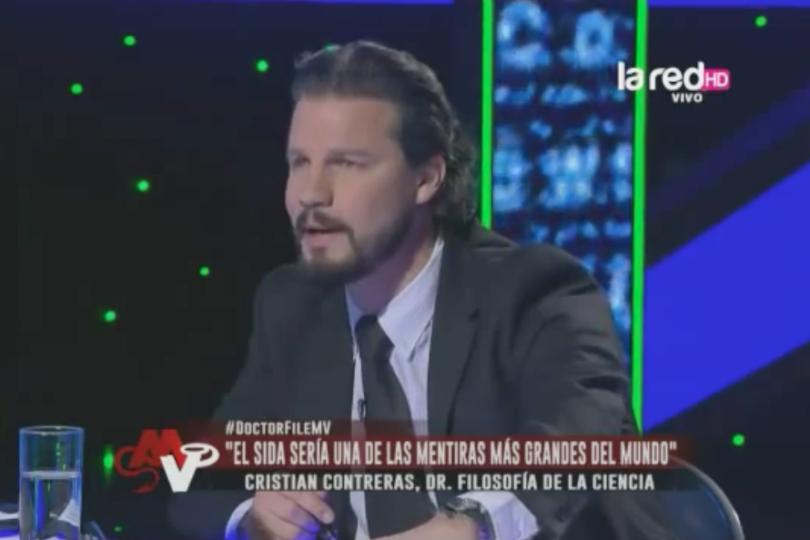 """VIDEO  Hoy es rostro: el día en que el Dr. File aseguró en TV abierta que """"el SIDA no existe"""""""