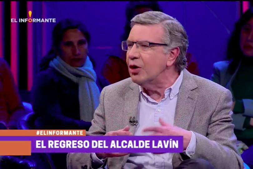 """Lavín: """"Soy partidario de un Acuerdo de Unión Civil y de la adopción por parte de homosexuales"""""""