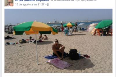 Quién es y qué dice el Facebook de Driss Oukabir, autor del brutal atentado en Barcelona