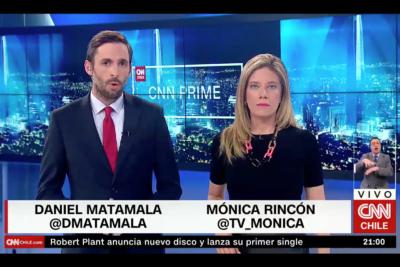 Rincón y Matamala le dan como bombo al Frente Amplio por comunicado sobre Venezuela y Maduro
