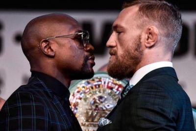 Mayweather vs. McGregor: hora, lugar y cómo puedes ver la pelea por los mil millones