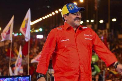 Las disculpas de Maradona a Chile tras mensaje por negar entrada de Mike Tyson