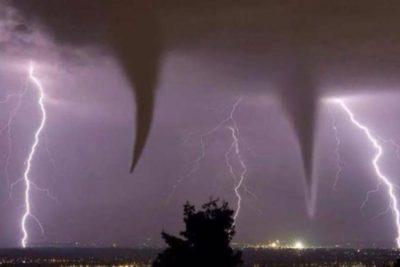 Las 7 fotos falsas del huracán Harvey que circulan en redes sociales