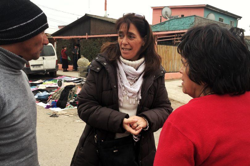 """Un día con Pía Adriasola, esposa de J.A. Kast: """"Dios me compensó por tener menos marido con 9 hijos"""""""