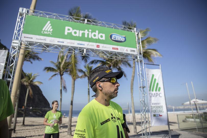 """Matías Anguita y su desafío maratónico: """"Invitamos a la gente a superar sus propias fronteras"""""""