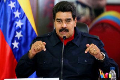 """Nicolás Maduro: """"Nuestra democracia es distinta a todas"""""""