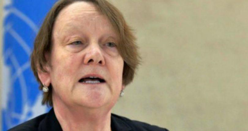 """ONU designa por primera vez a defensora de víctimas de abusos sexuales de los """"cascos azules"""""""