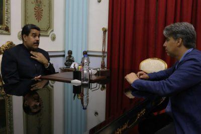 PRO destaca encuentro de Marco Enríquez-Ominami con Nicolás Maduro en Caracas