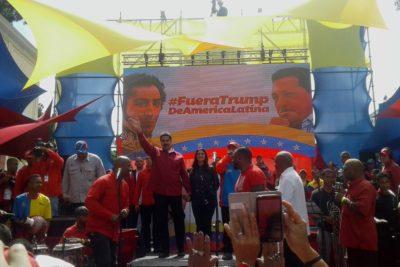 Maduro ordena ejercicios militares a nivel nacional en Venezuela ante amenaza de Trump