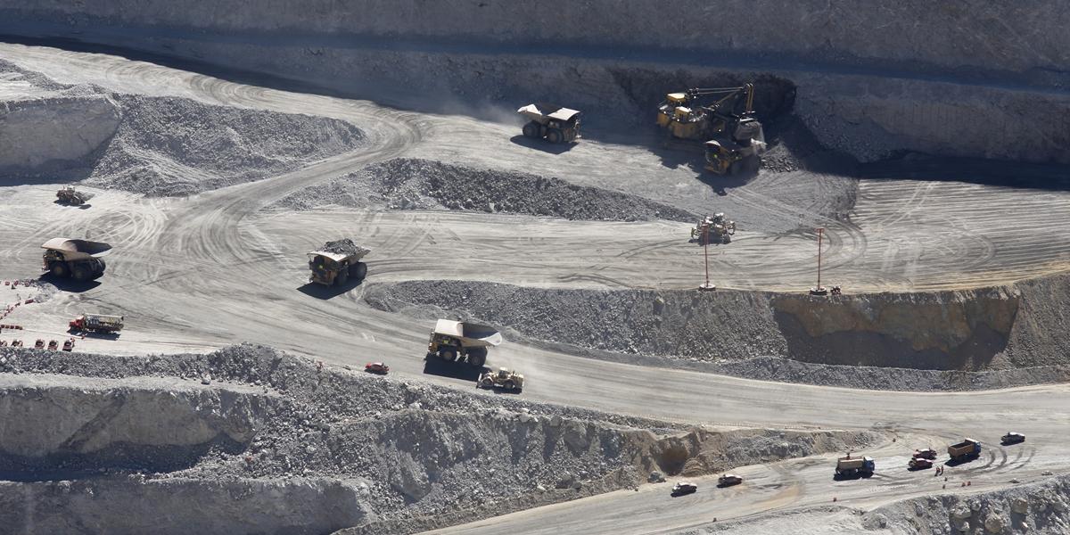 """""""Antofagasta plc. aprovecha el alza del cobre e incrementa sus ganancias"""""""