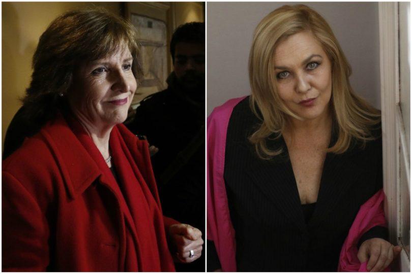 """Pilar Molina deja """"En Buen Chileno"""" y Pamela Jiles le da una """"cariñosa"""" despedida"""