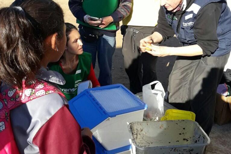 Talleres presentan nueva forma de aprender jugando y cuidando el medio ambiente