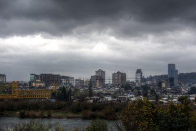 Aire de Temuco tendría más partículas cancerígenas que los gases tóxicos de Quintero