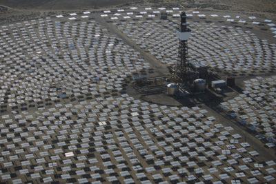Energía termosolar: una alternativa sustentable para la generación eléctrica