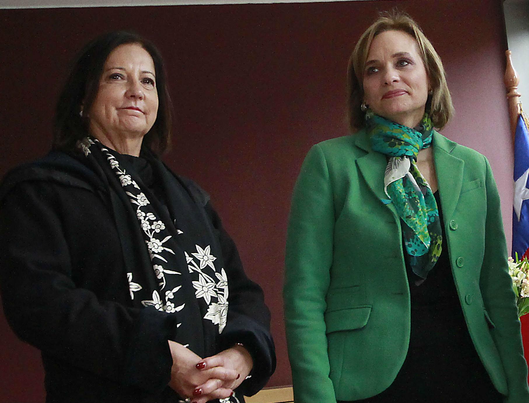 """""""Soledad Alvear sale al paso de la crisis en la DC:"""