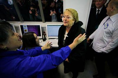 Bachelet urge cambio de plan regulador por relleno sanitario de Til Til