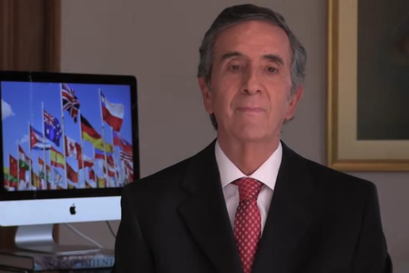 Bernardo de la Maza estalla contra su ex canal y barre con 24 Horas Central por esta noticia