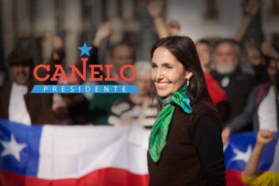 A Carola Canelo le faltaron 27 mil firmas para inscribirse como candidata presidencial