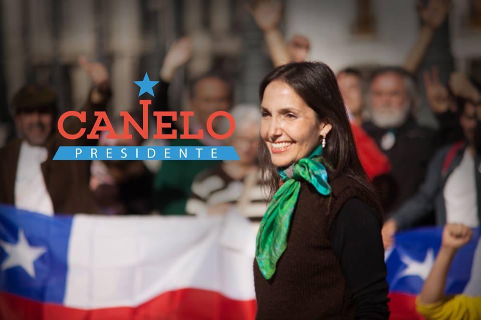 """""""A Carola Canelo le faltaron 27 mil firmas para inscribirse como candidata presidencial"""""""