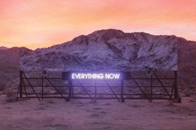 Everything Now de Arcade Fire: tras Reflektor llega la decepción