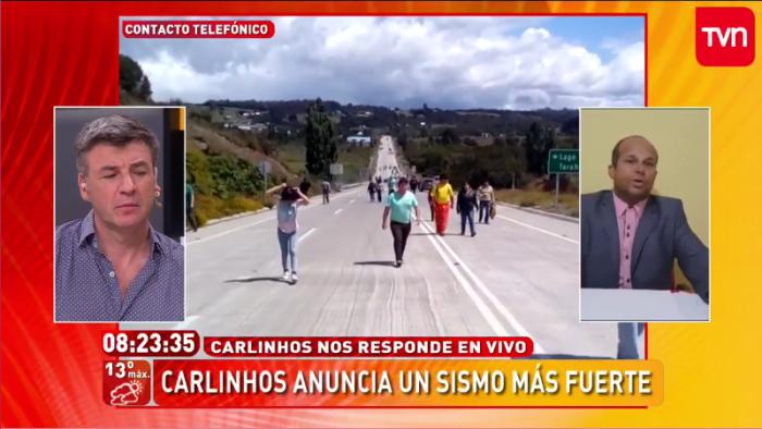 """Corte de Apelaciones confirmó multa a TVN por declaraciones de supuesto """"vidente"""" brasileño"""