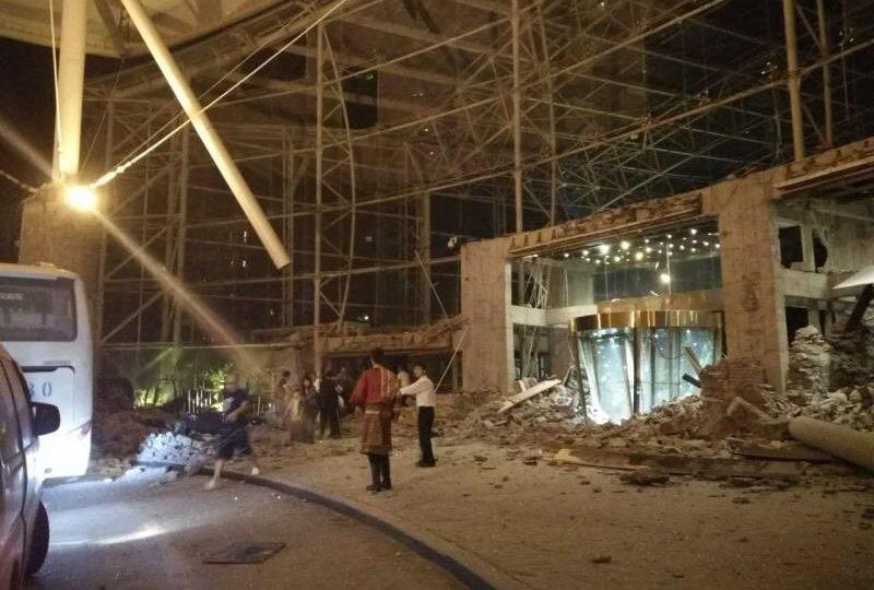 FOTOS + VIDEOS |Primeras imágenes de devastador terremoto que afectó a China