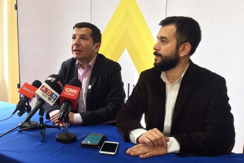 Amplitud anuncia respaldo a proyecto de matrimonio igualitario con adopción y filiación