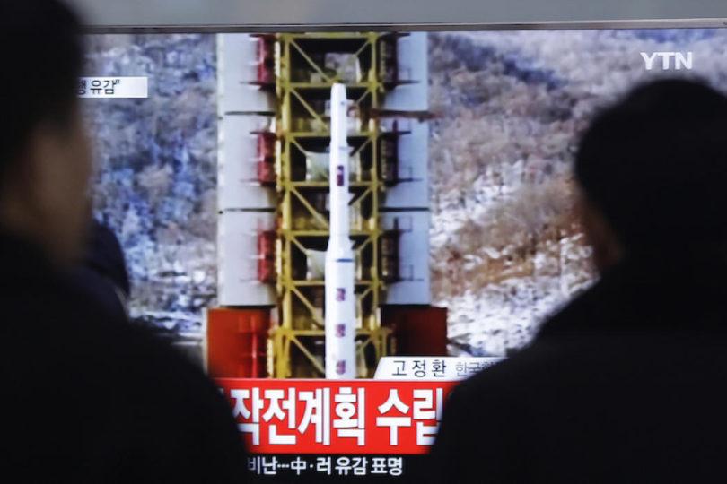 Japón desplegó sistema de defensa antimisiles por Corea del Norte