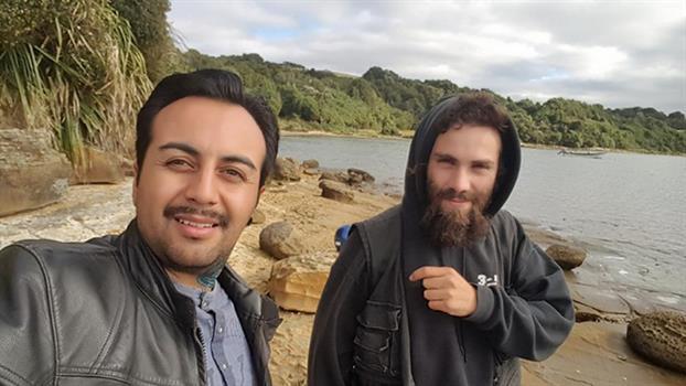 La vida en Chile de Santiago Maldonado, el joven desaparecido que tiene en vilo a Argentina