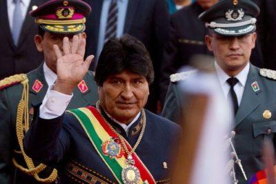 Evo Morales rinde homenaje a Salvador Allende en un nuevo aniversario del Golpe Militar