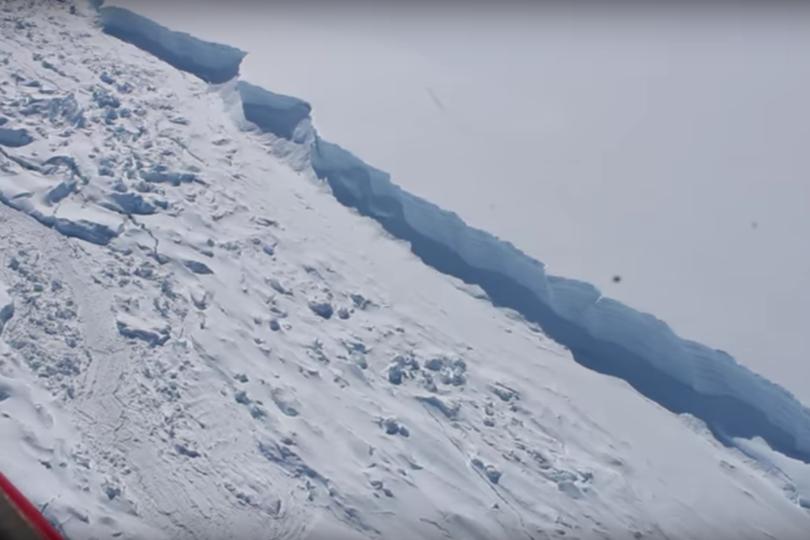 Los alarmantes efectos que tendrá para la Antártica el último quiebre de glaciar