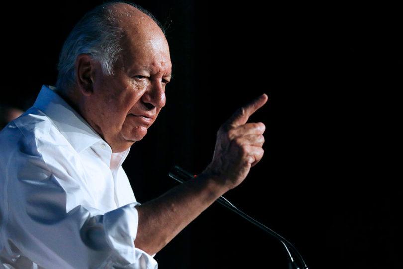 Lagos sobre Venezuela: no me gustaría que venga una potencia extranjera con tropas
