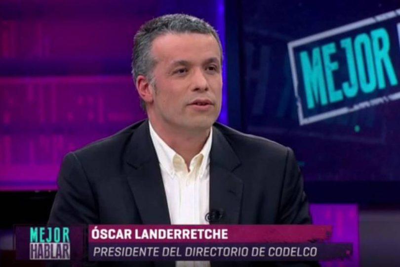 """El polémico discurso del Presidente de Codelco sobre """"la pomada"""" que vende el Frente Amplio"""