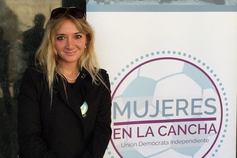 Loreto Letelier, la candidata de la educación gratuita en internet, se inscribe por la UDI
