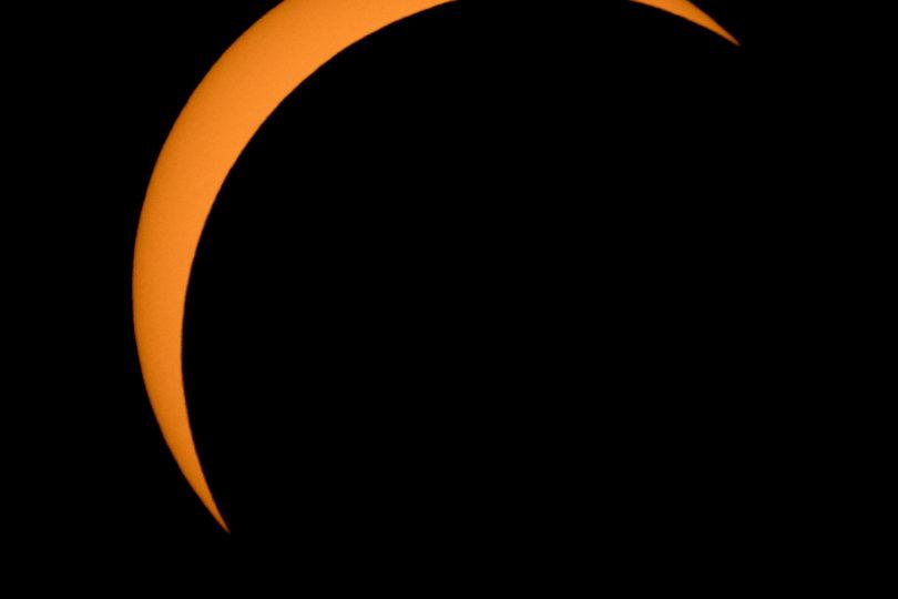 FOTOS l Las mejores imágenes de la Nasa del eclipse solar en Estados Unidos
