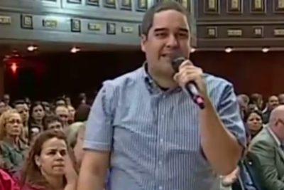 VIDEO   El papelón del hijo de Nicolás Maduro: No sabe dónde se ubica la Casa Blanca
